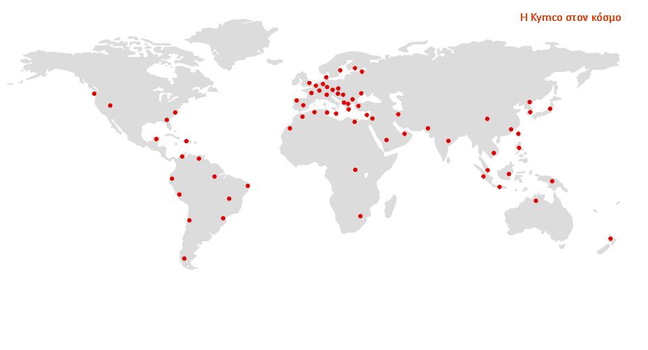 kymco-worldwide
